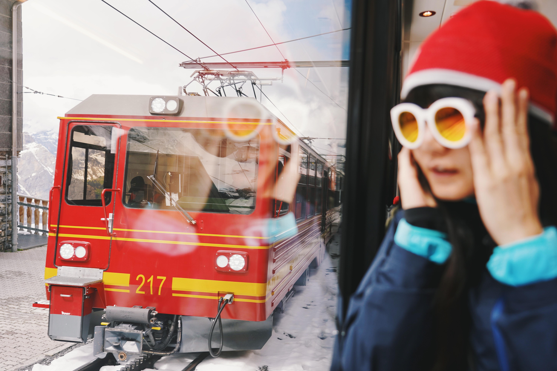 坐火車遊瑞士01