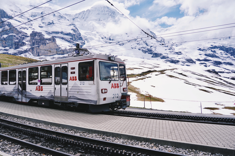坐火車遊瑞士04