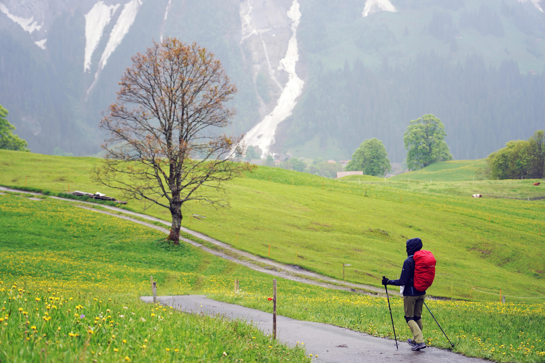 坐火車遊瑞士10
