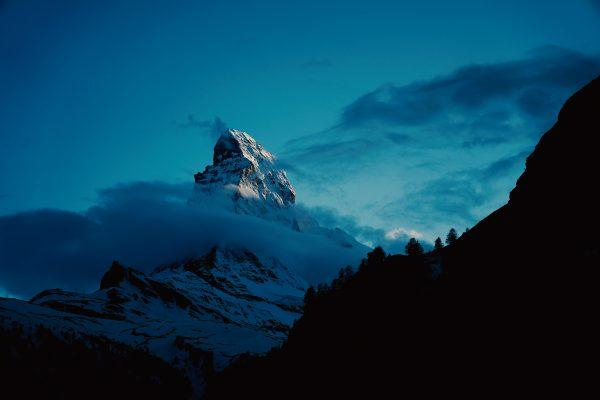 瑞士阿爾卑斯山脈