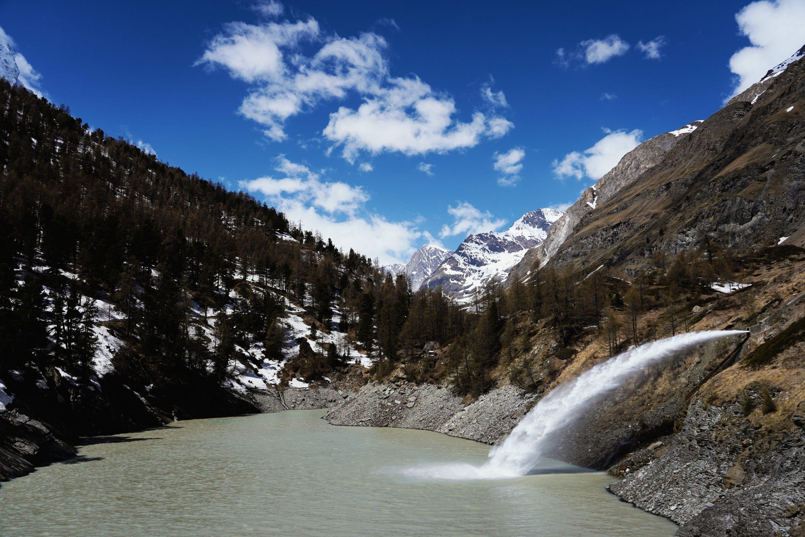 瑞士阿爾卑斯山脈07