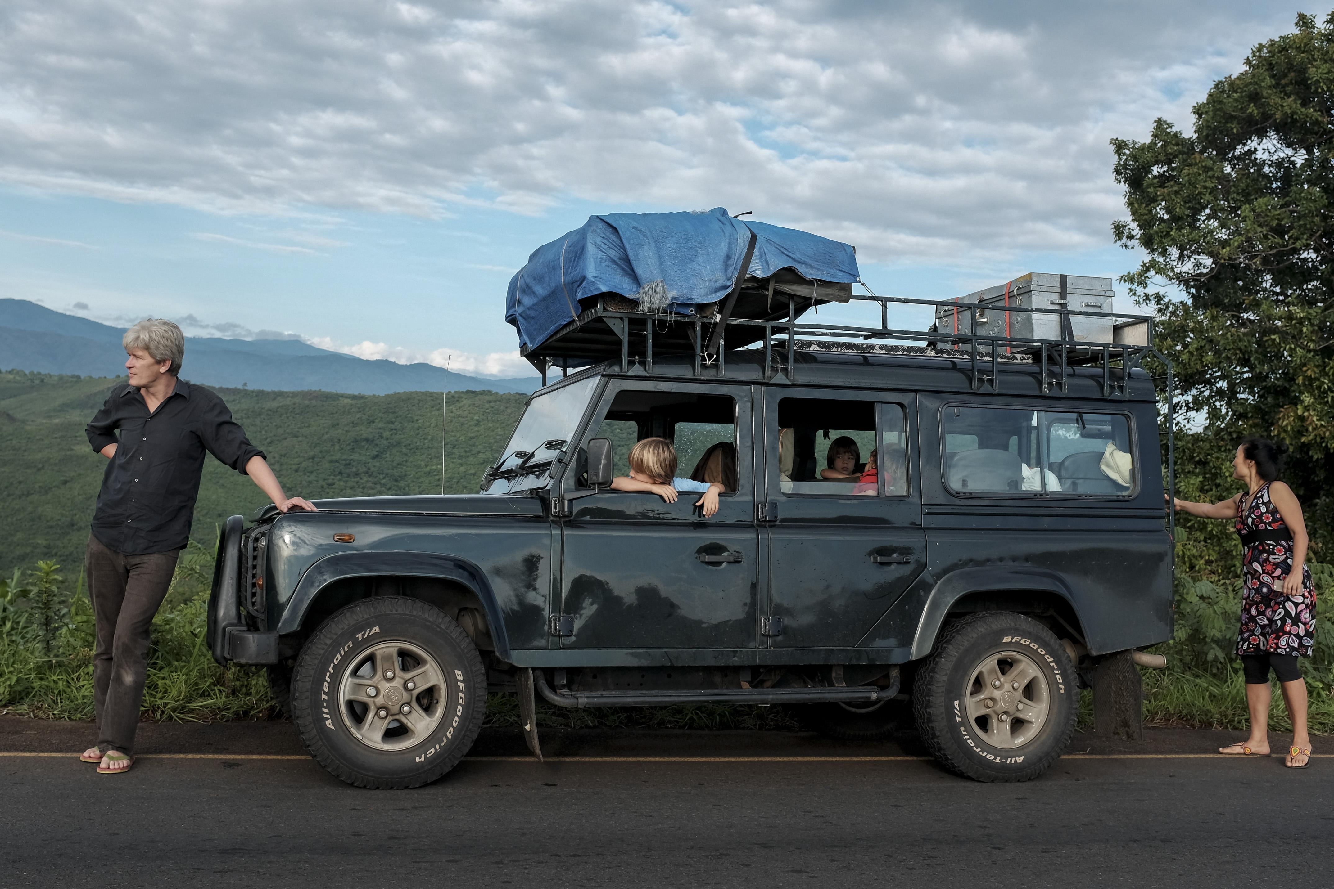 自駕遊非洲01