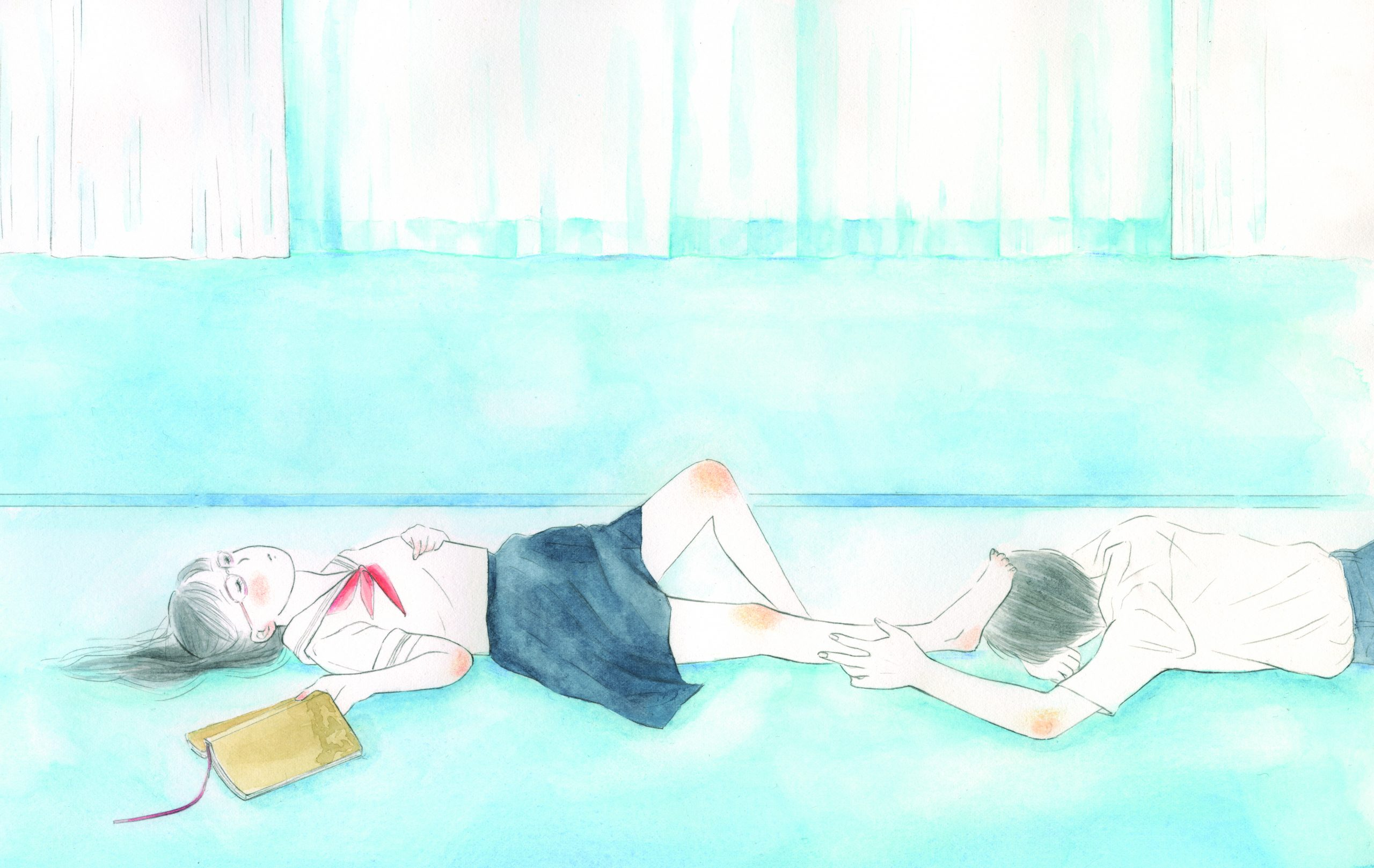 01 文學少女