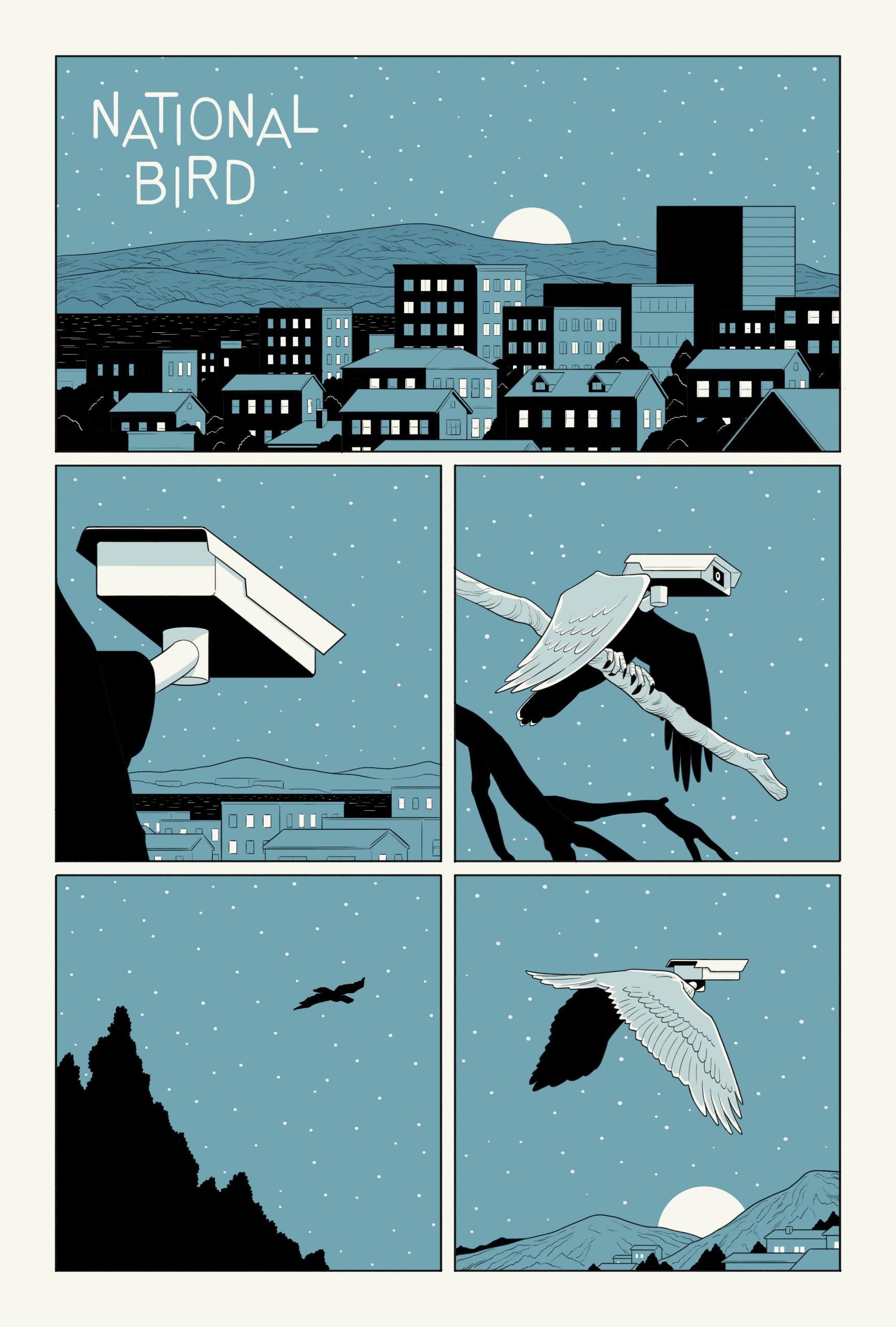 《國鳥》NATIONAL_BIRD