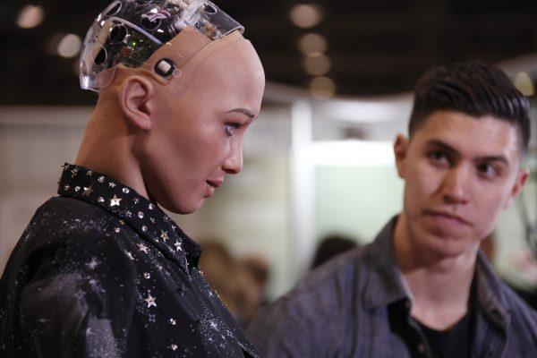 人類會被機器取代嗎