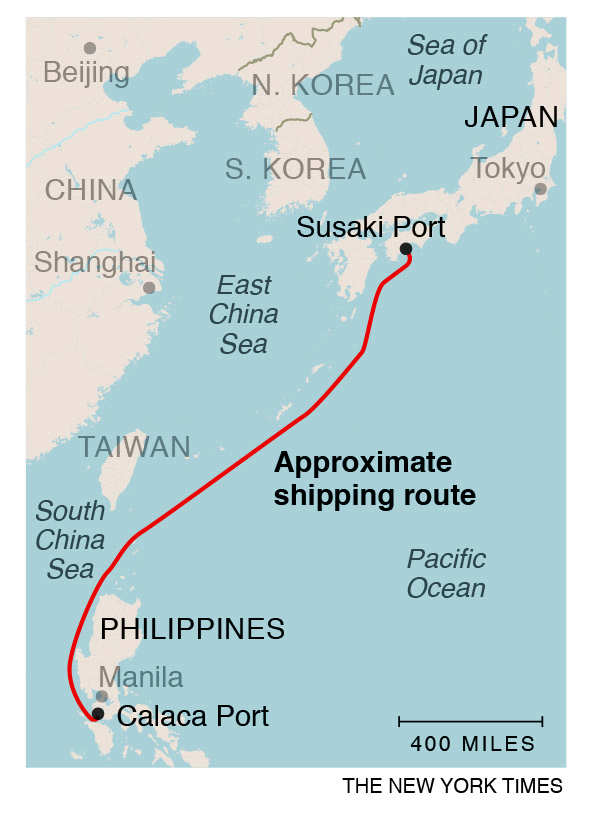 PHILIPPINES-SHIPPING-LABORERS-map