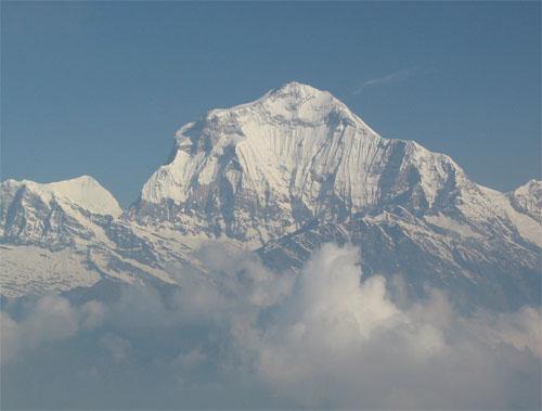 DhaulagiriMountain